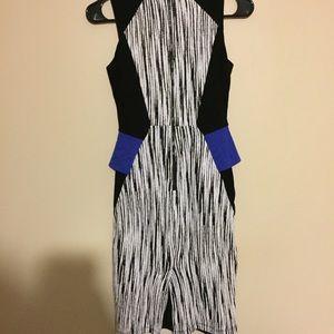 bebe Dresses - Bebe form fitting bandage dress